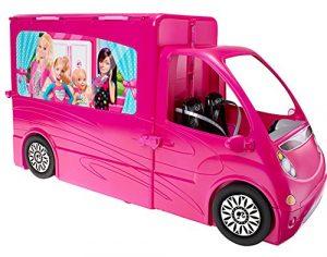 camping car barbie bjn62