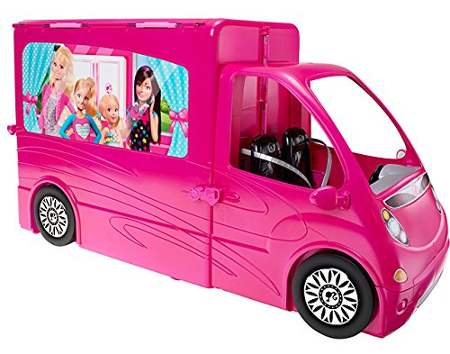 camping car barbie bjn62