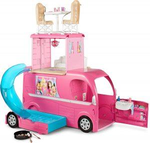 camping car barbie duplex