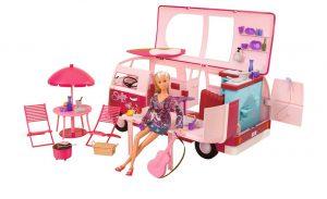camping car barbie hawai