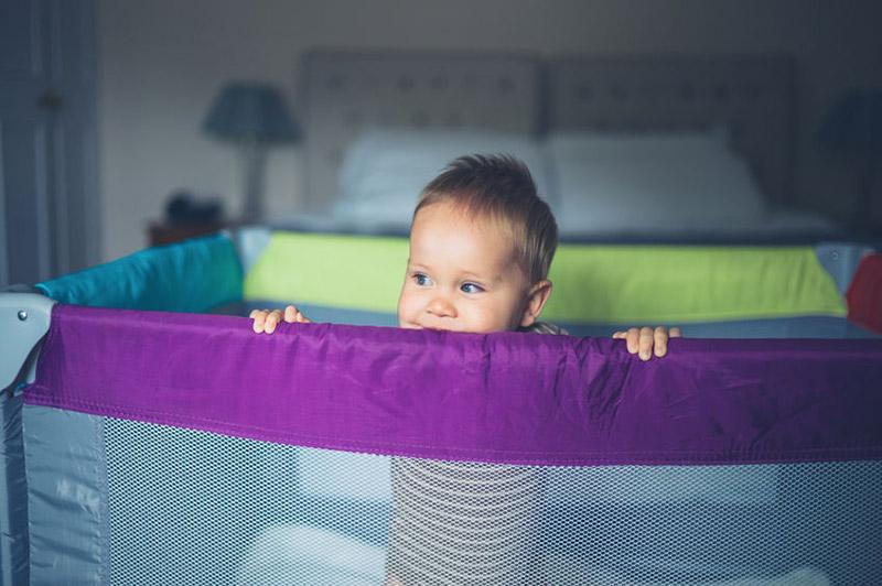 lit parapluie bébé