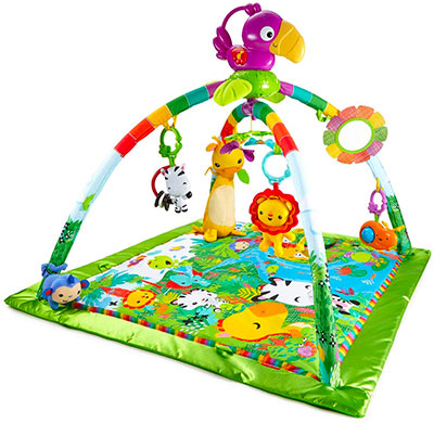 Tapis d'éveil Jungle Fisher Price