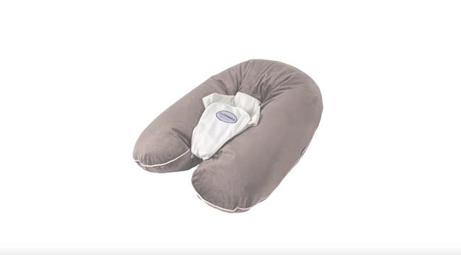 coussin d'allaitement confortable
