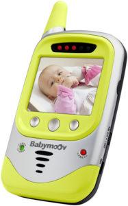babyphone écran