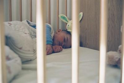 bebe sommeil