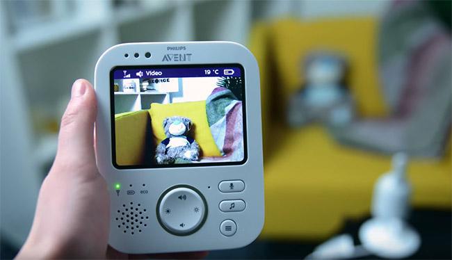 philips avent babyphone