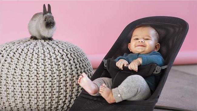 bébé transat babybjorn