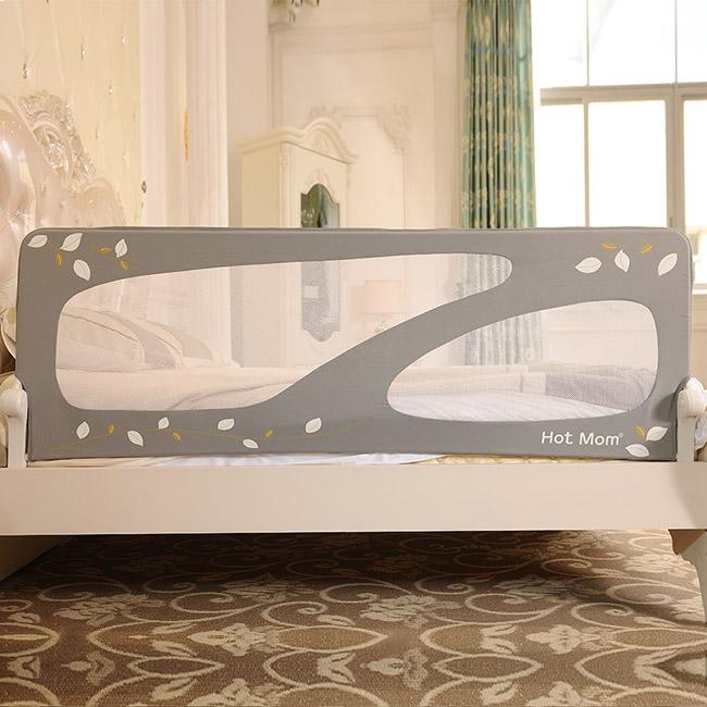 hot mom barrière de lit