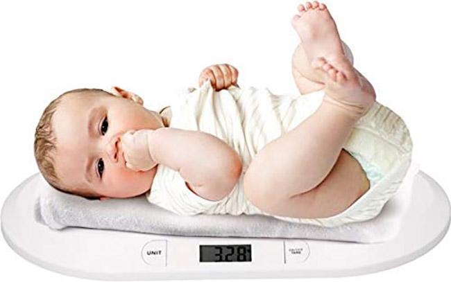 Pèse-bébé Grundig