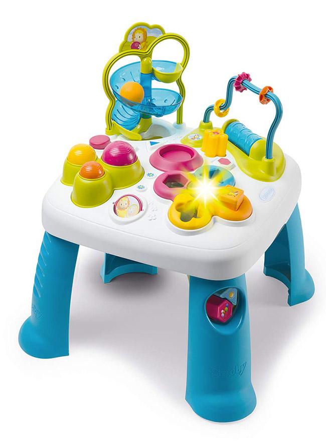 smoby cotoons table d'activité