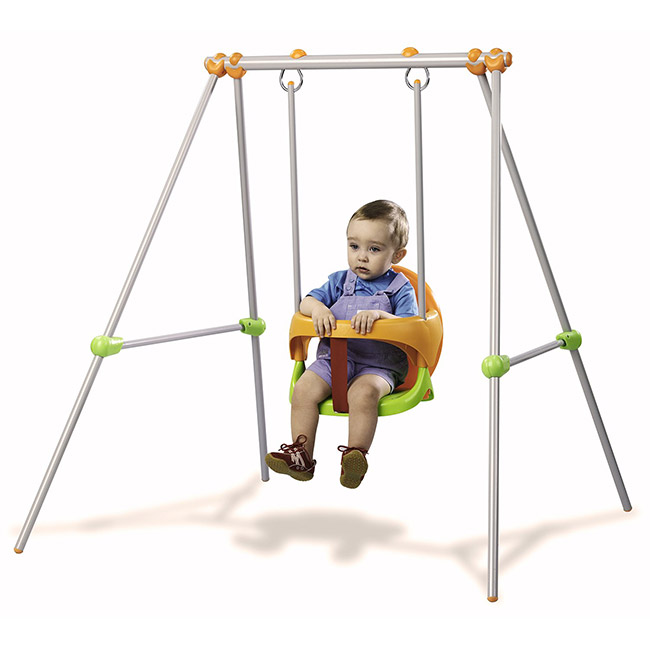 baby swing portique smoby