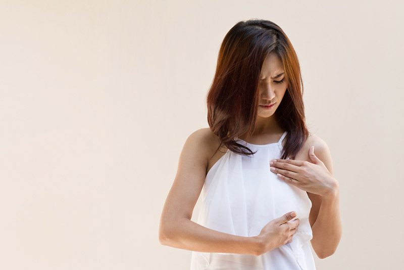 engorgement mammaire