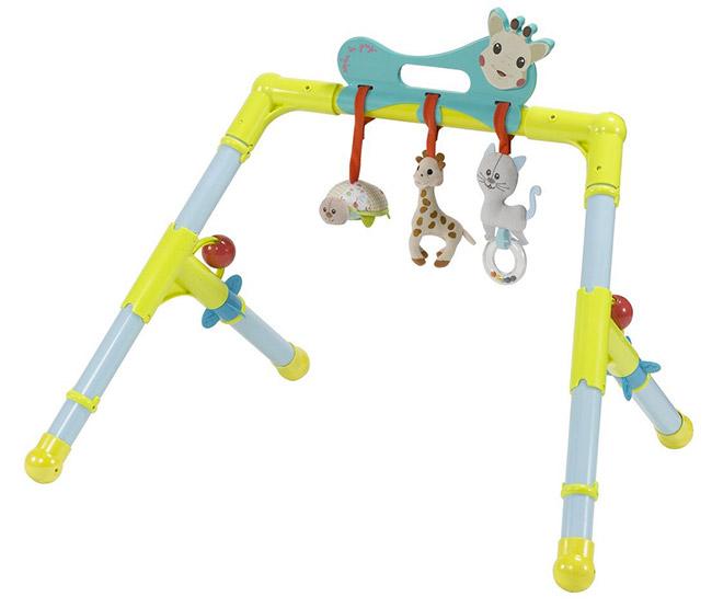 evolu portique sophie la girafe
