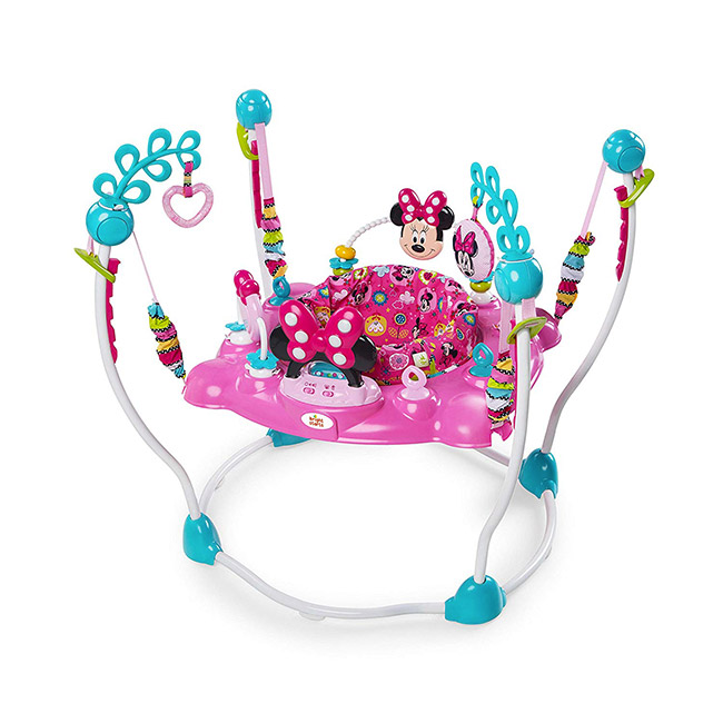 jumperoo Minnie PeekABoo