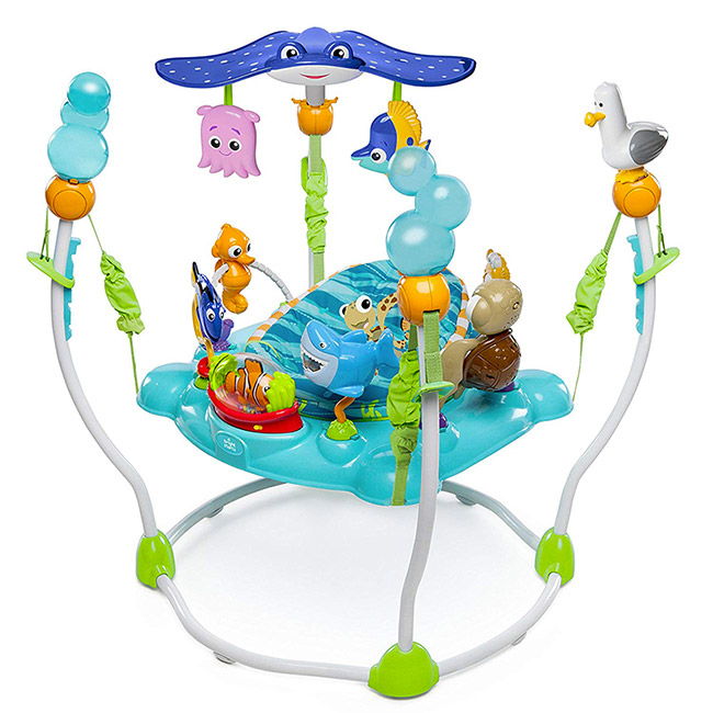 jumperoo nemo
