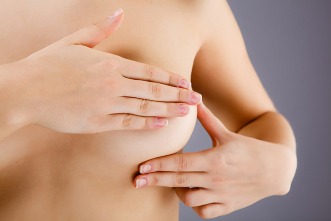massage mammaire