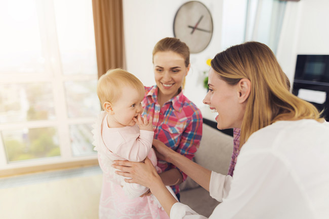 assistante maternelle nounou