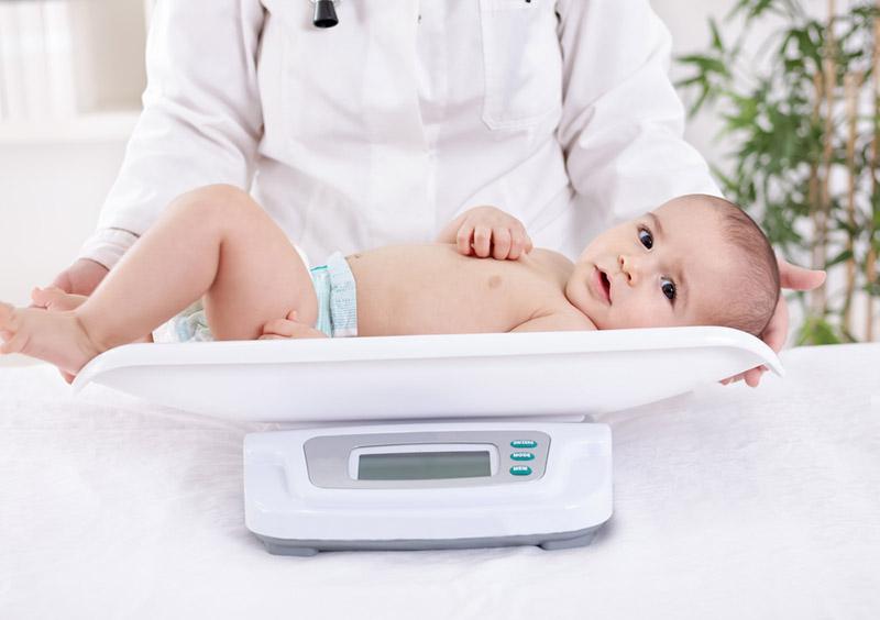 poids bébé