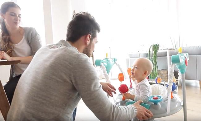 sauteur pour bébé