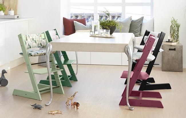chaise tripp trapp pour adulte