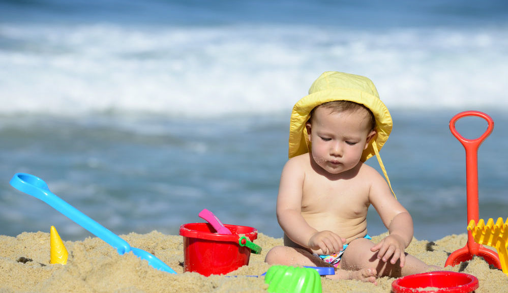 vacances avec bebe